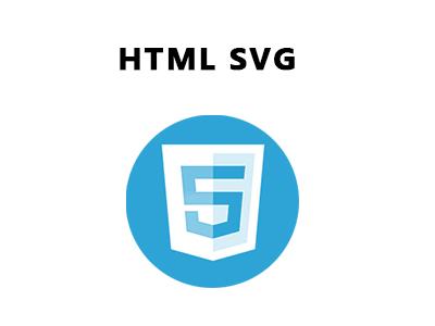 HTML SVG