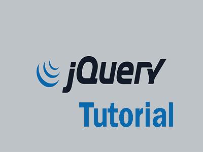 jQuery Tutorial