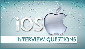 ios interview Questions and Answer