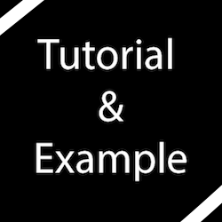 tutorial and example