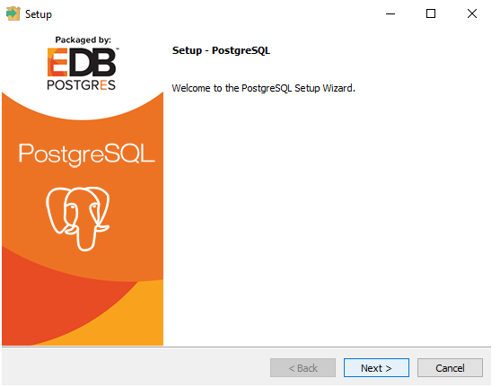 install PostgreSQL Setup | TutorialandExample