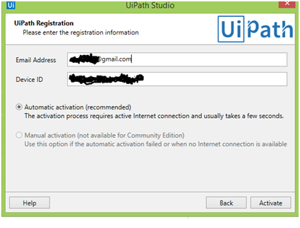 Click Element In Uipath
