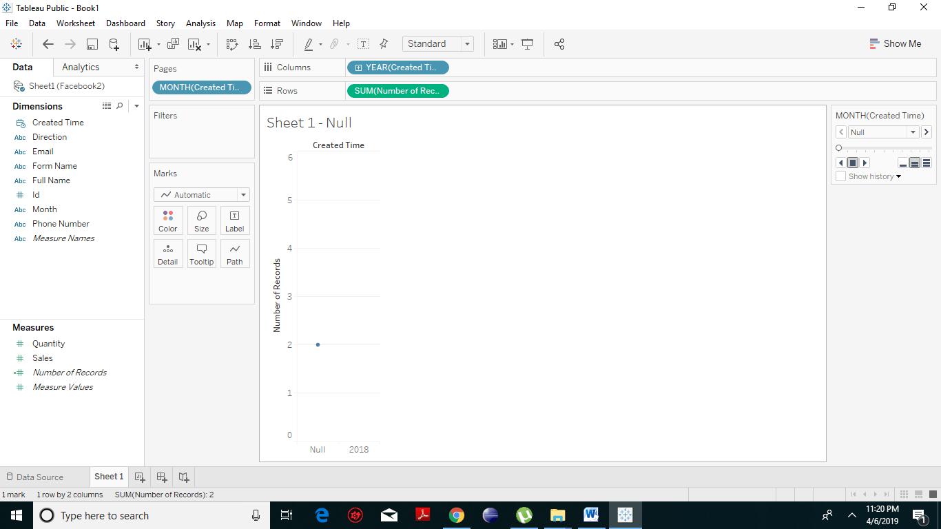 Tableau Motion Chart 3