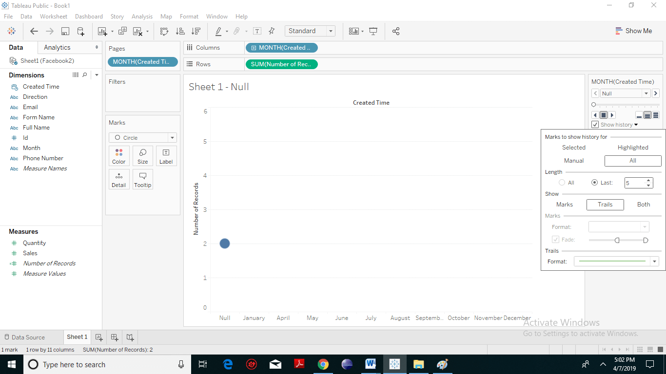 Tableau Motion Chart 5