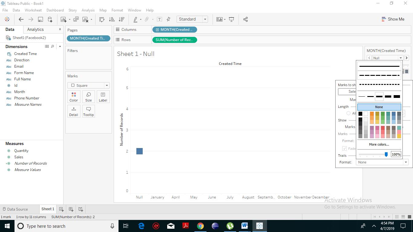 Tableau Motion Chart 7