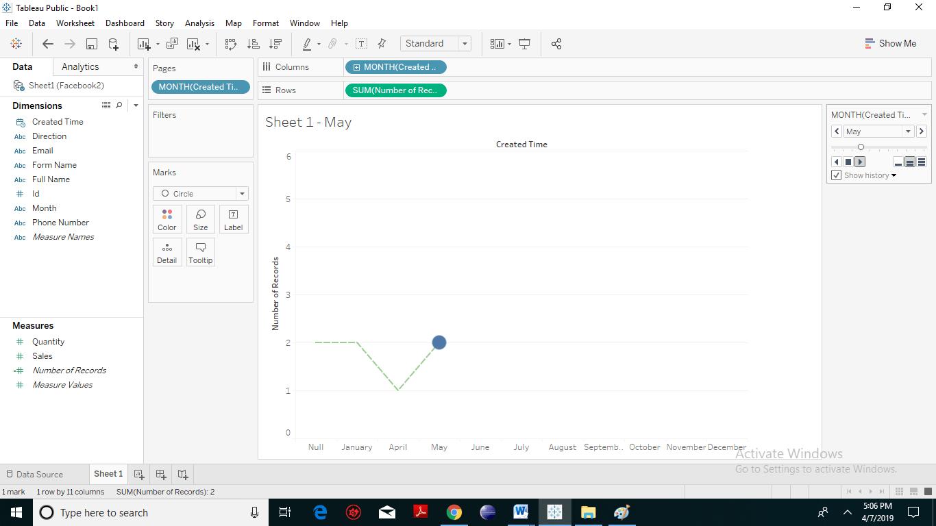 Tableau Motion Chart 9