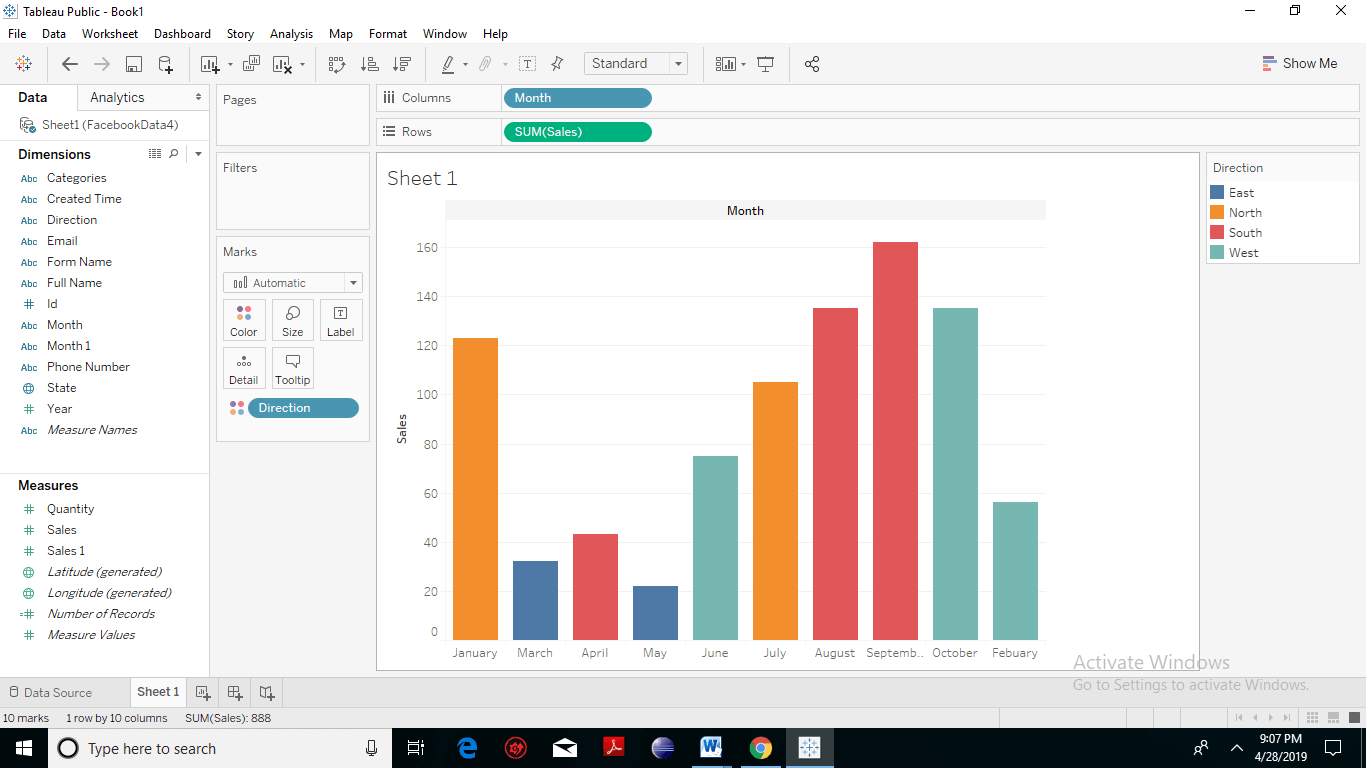 tableau filter introduction