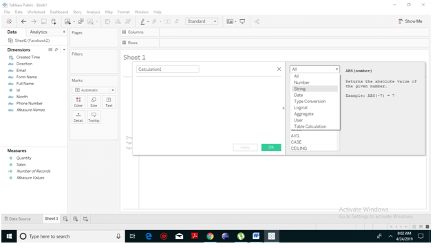 tableau string functions with examples 5