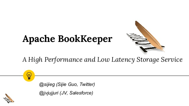 Apache Bookkeeper Tutorial for Beginners