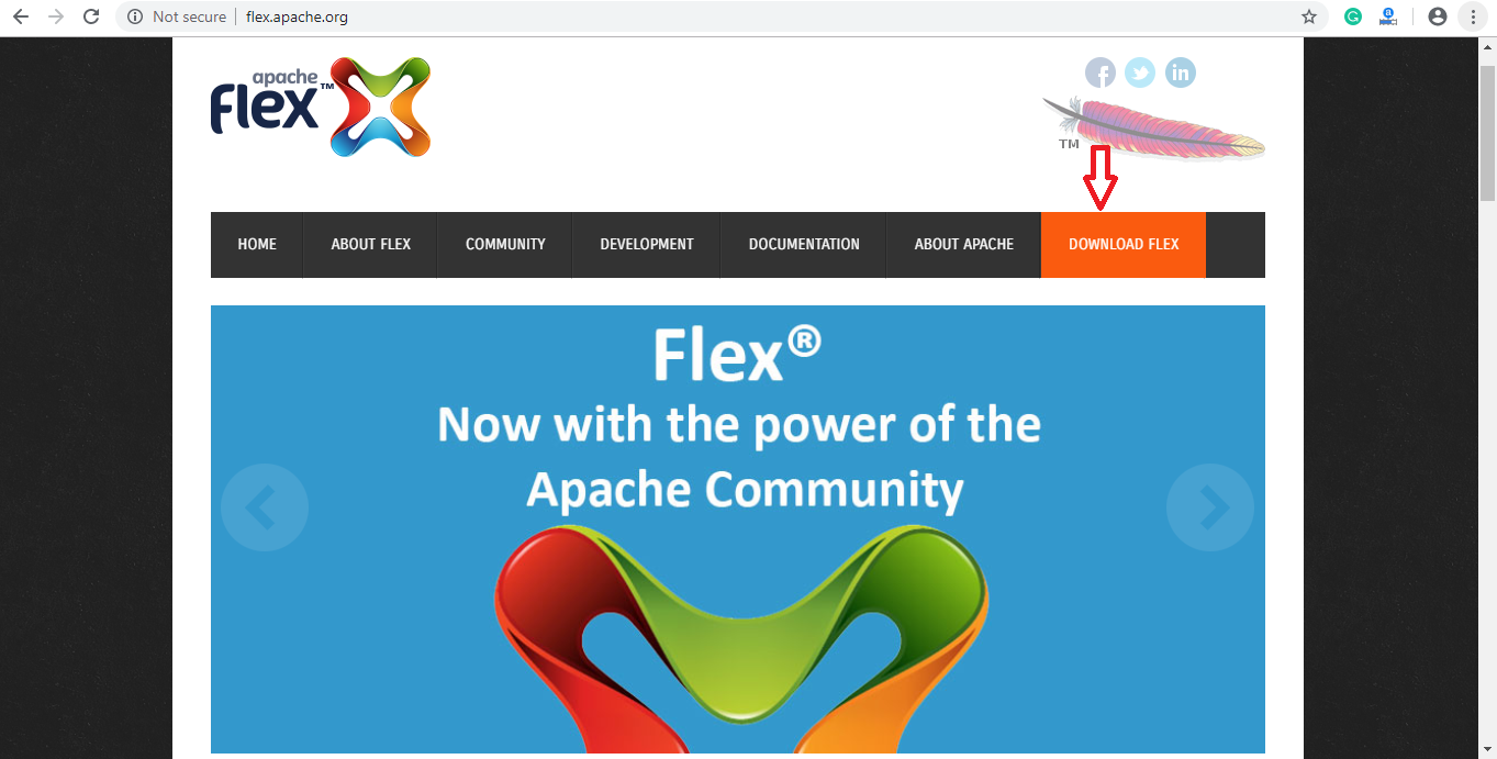 Apache Flex SDK