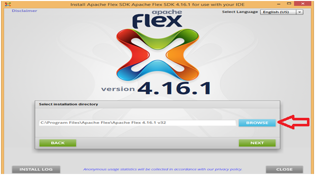 Apache Flex Step 6
