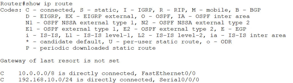 Configure IP Routing 3