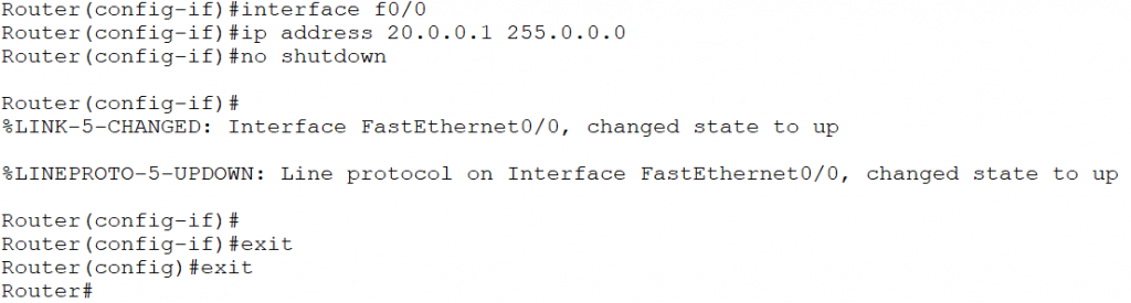 Configure IP Routing 5