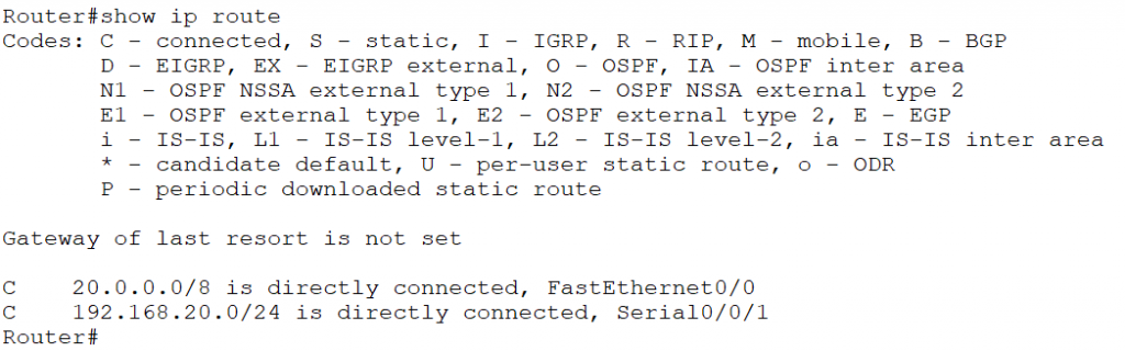 Configure IP Routing 6