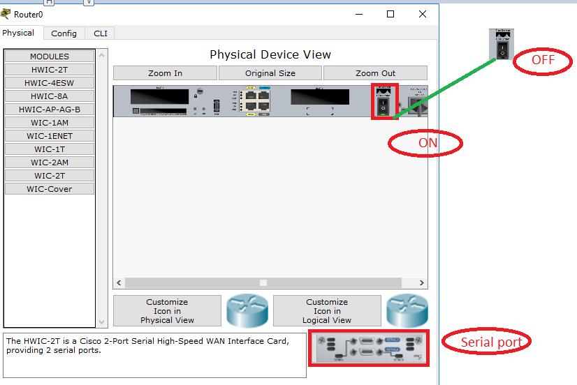 Configure ip address 2