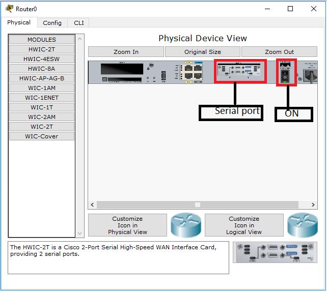 Configure ip address 3