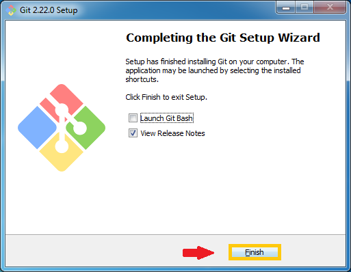 Installation Guides  to Git on Windows Step by Step 12