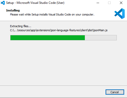 Installing Visual Studio