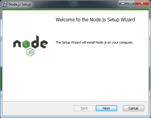 Welcome to Node Js