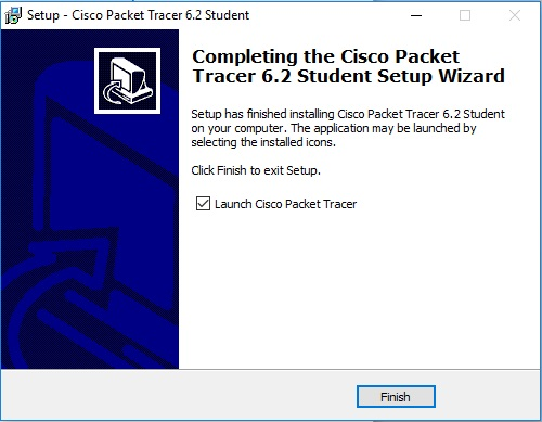 download and install the cisco packet tracer10