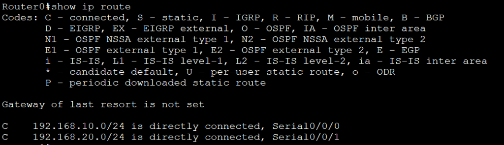 Routing Information Protocol 8
