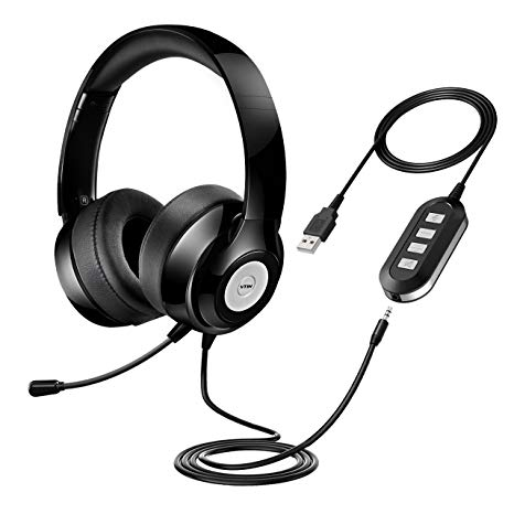 The Headphones or earphones are the hardware output devices