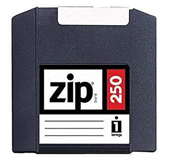 The Zip disk