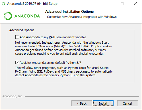 python-anaconda setup-in-machine-learning-8