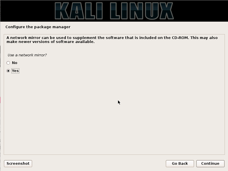 Kali Linux Installation Guides step13