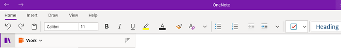 If you use the inking option in OneNote