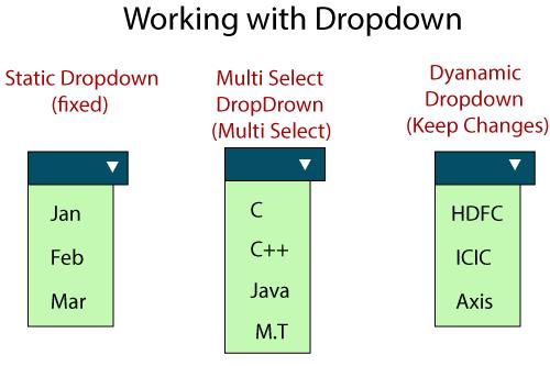 Selenium Web driver-Dropdown Handling