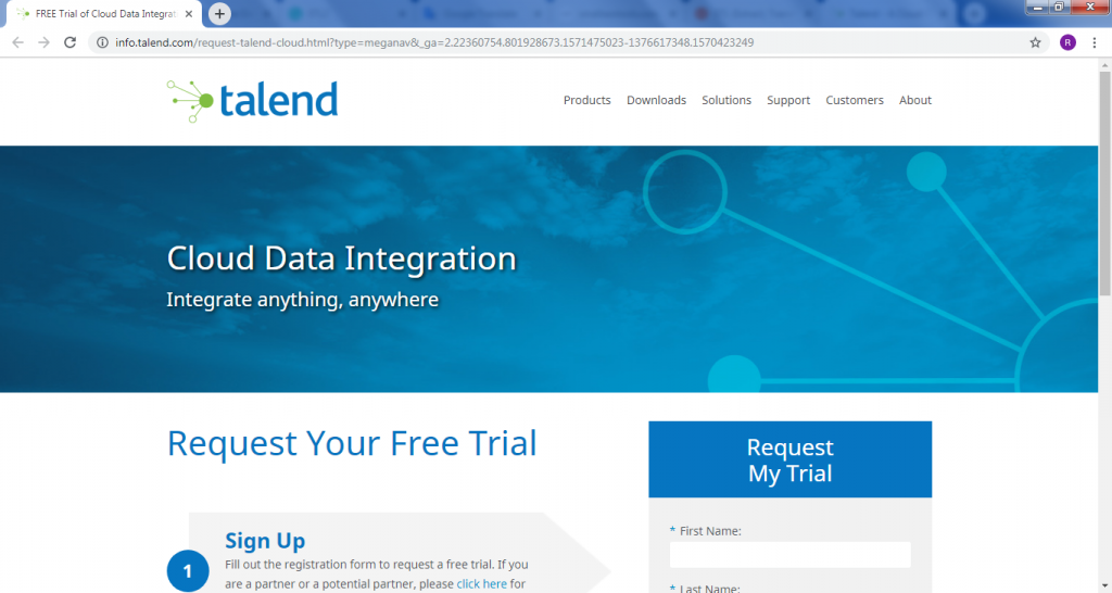 Talend Data Integration