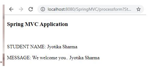Spring Model Interface 3