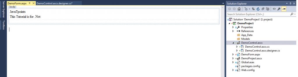 ASP .Net Controls2
