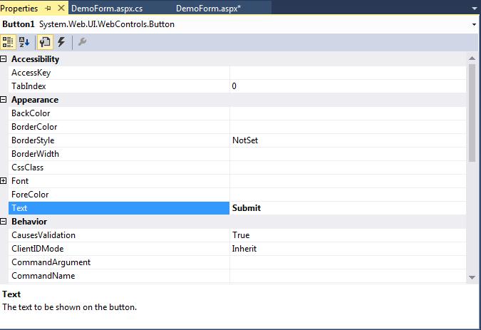 ASP .Net Controls25
