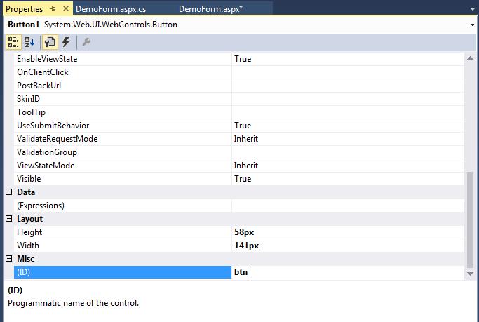ASP .Net Controls26