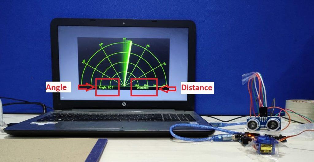 Angle and Distance