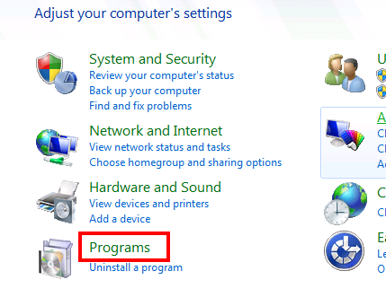 Configuration of .NET Framework2