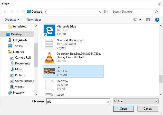 Flask File Uploading2
