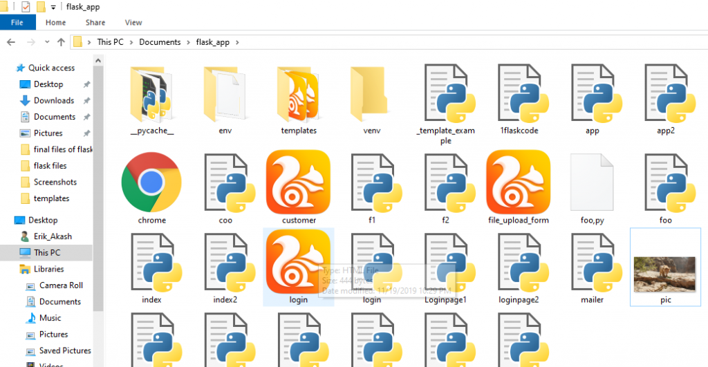 Flask File Uploading4