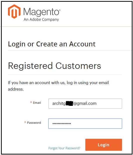 Installation of Magento5