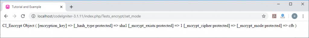 Encrypt Class