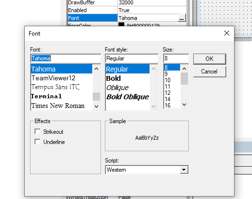 UserForm and its Properties Excel VBA