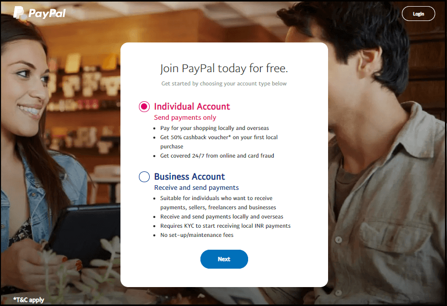 PayPal Setup in Magento
