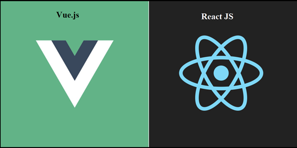 Difference between Vue.js and ReactJS