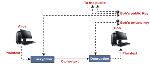 Cryptography in Computer Network