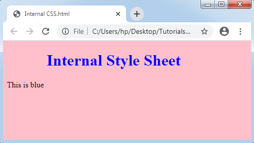 How to include CSS