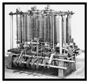 Charles and the Analytical engine