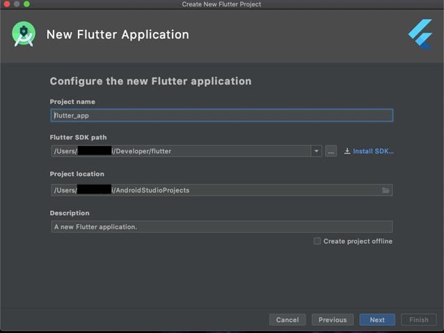 Flutter Installation