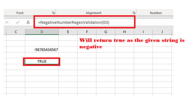VBA Regex Pattern Validation